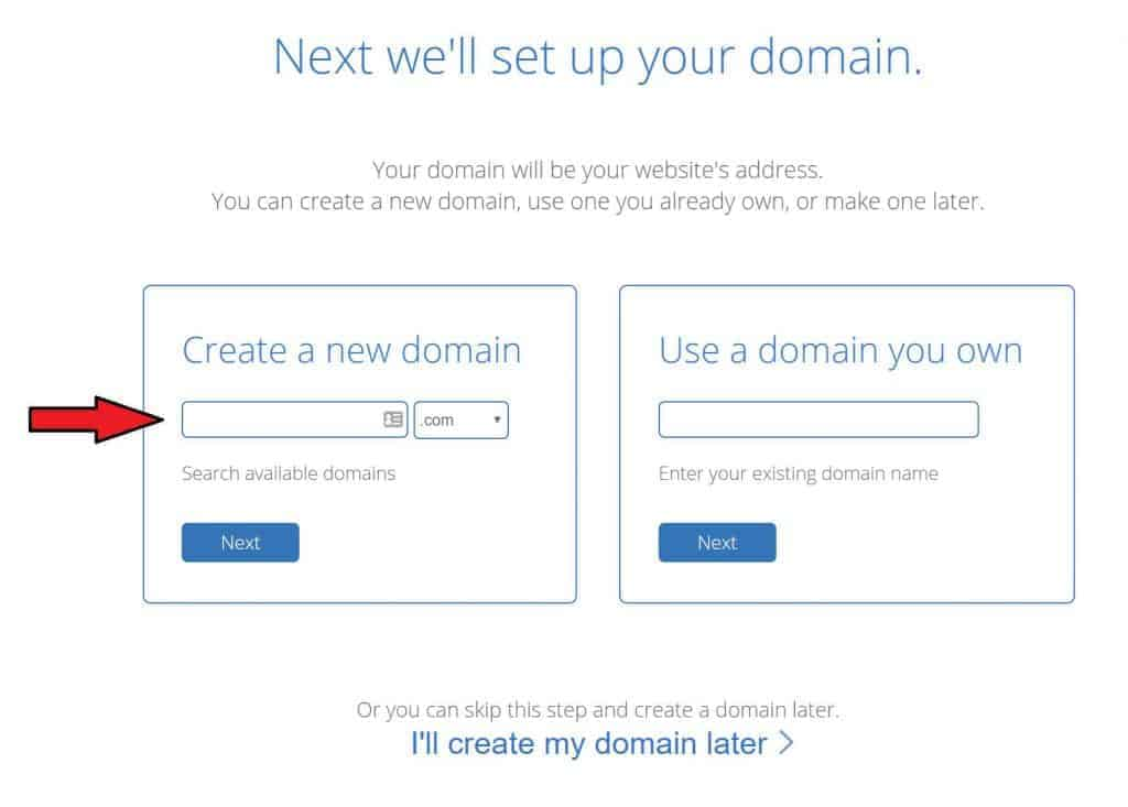 how to start a blog | how to create a blog domain