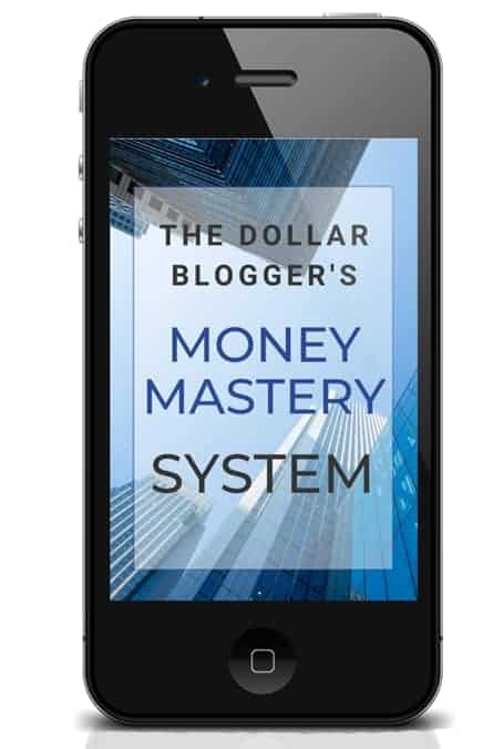The Dollar Blogger's MMS Cover